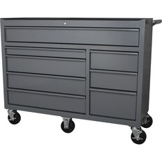 SCA Tool Cabinet 8 Drawer 51 Inch, , scaau_hi-res