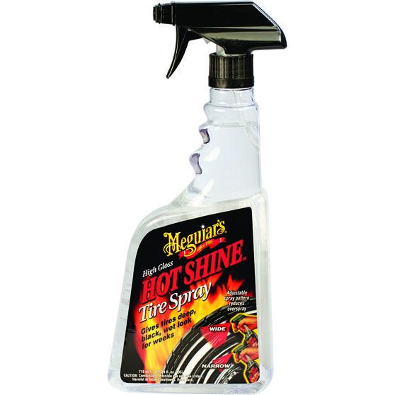 Meguiar's Hot Shine Tyre Spray 710mL, , scaau_hi-res
