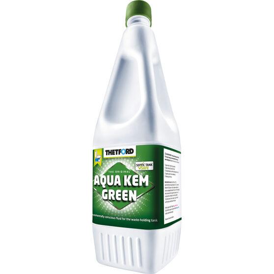 Thetford Aqua Kem Green Additive 1L, , scaau_hi-res