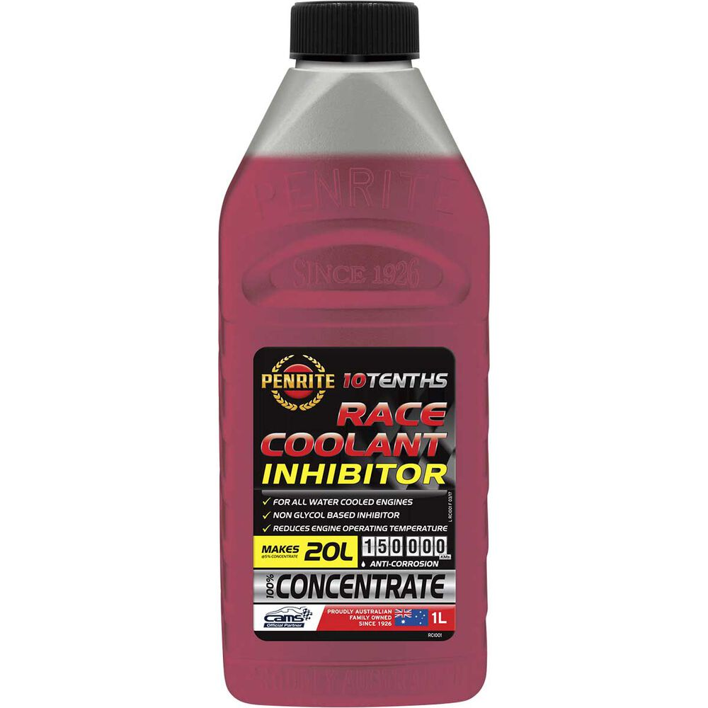 Penrite 10Tenths Race Inhibitor Concentrate Coolant - 1L