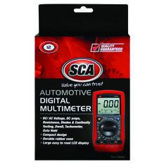 SCA Automotive Digital Multimeter, , scaau_hi-res