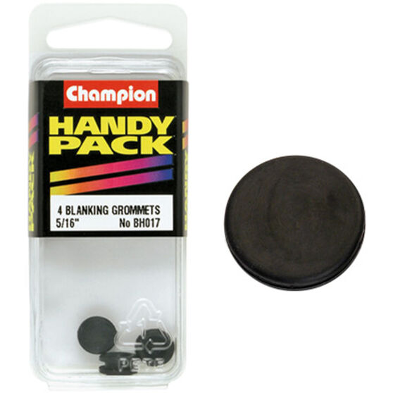 Champion Blanking Grommet - 5 / 16inch, BH017, Handy Pack, , scaau_hi-res