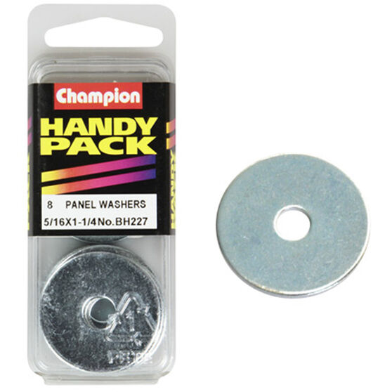 Champion Panel Washer - 5 / 16inch X 1-1 / 4inch, BH227, Handy Pack, , scaau_hi-res