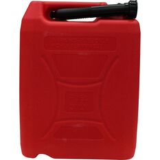 Jerry Can - Petrol, 20 Litre, , scaau_hi-res