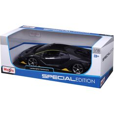Die Cast, Lambourghini Grey- 1:18 scale model, , scaau_hi-res