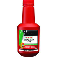 Castrol Brake Fluid DOT 4 - 500mL, , scaau_hi-res