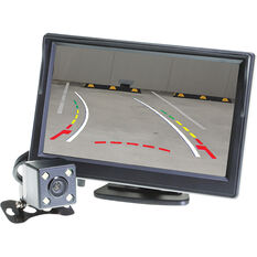 """SCA SCA-RC51 Wired Reversing Camera with 5"""" Monitor, , scaau_hi-res"""