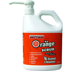 Orange Scrub Hand Cleaner - 2.5 Litre, , scaau_hi-res