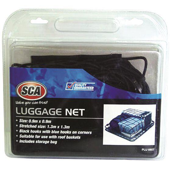 SCA Luggage Net 0.9m X 0.9m, , scaau_hi-res