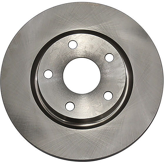 Bosch Disc Brake Rotor - PBR2027, , scaau_hi-res