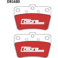 Calibre Disc Brake Pads - DB1680CAL, , scaau_hi-res