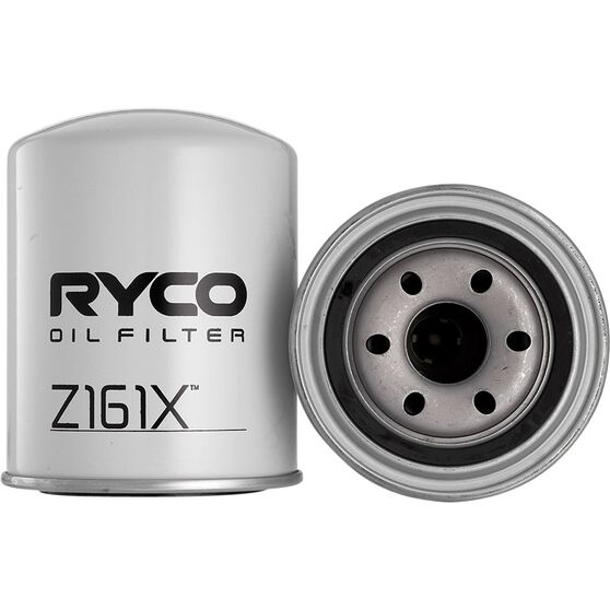 Ryco Oil Filter - Z161X, , scaau_hi-res