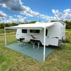 Camec Caravan Floor Matting - 3.0 x 2.5m, , scaau_hi-res