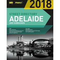 UBD Street Directory Adelaide - 56th Edition, 2018, , scaau_hi-res