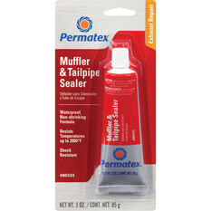 Permatex Muffler and Tailpipe Sealer - 80mL, , scaau_hi-res