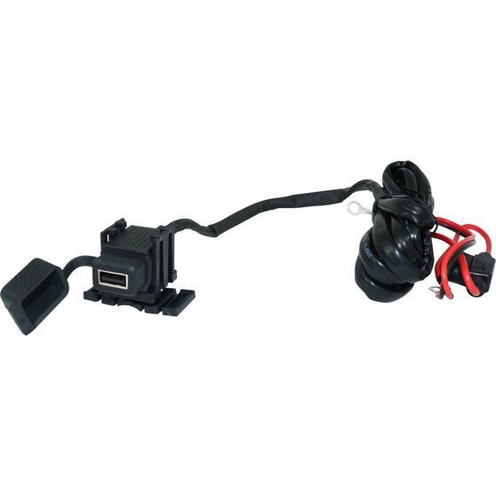 12V USB Socket - Slim, , scaau_hi-res