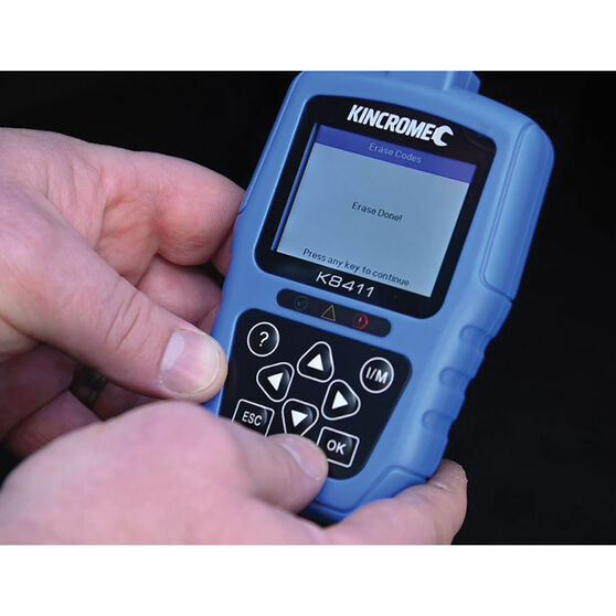 Kincrome Auto Diagnostic Scanner OBD2 and CAN, , scaau_hi-res