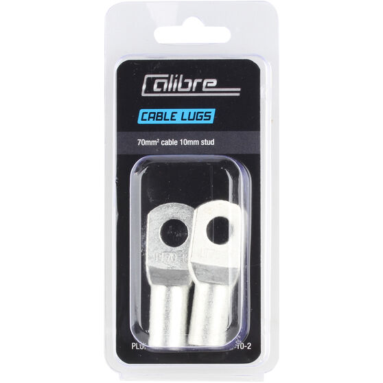 Calibre Battery Cable Lugs - Pair, 70-10, , scaau_hi-res