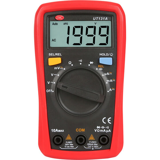 SCA Multimeter Digital Palm Size, , scaau_hi-res
