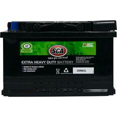 Car Battery - DIN65L, 500CCA, , scaau_hi-res
