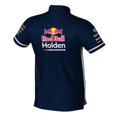 Red Bull Holden Racing Team Men's 2020 Polo, White / Navy, scaau_hi-res