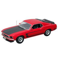 Diecast Model Mustang - 1:24 Scale Car, , scaau_hi-res