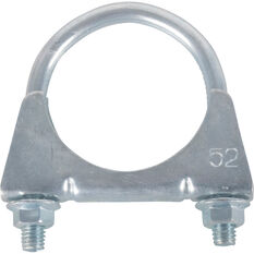 Spareco Exhaust Clamp - C8, 51mm (2 inch), , scaau_hi-res