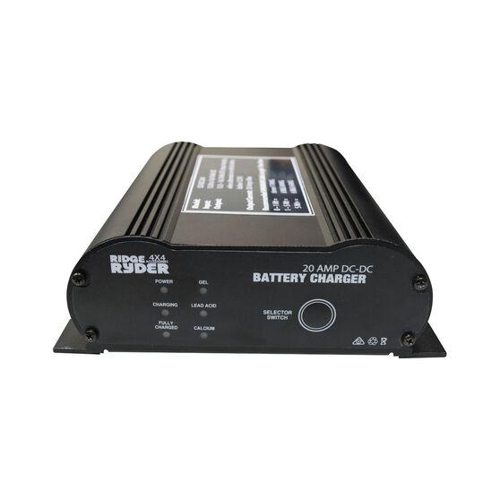 Ridge Ryder Dc Dc Battery Charger 12v 20 Amp