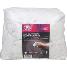 SCA Cloth Cleaning White Industrial - 5kg, , scaau_hi-res