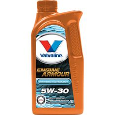 Valvoline Engine Armour Engine Oil - 5W-30 1 Litre, , scaau_hi-res
