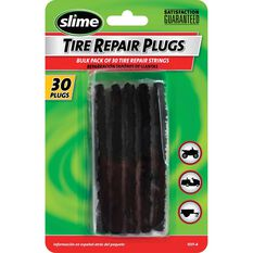 Slime Tyre Repair Plugs - 30 Piece, , scaau_hi-res