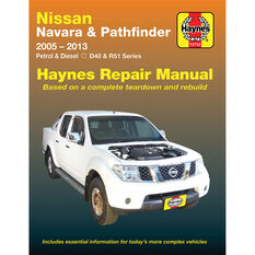 Haynes Car Manual Nissan Navara, Pathfinder, 2005-2013 - 72732, , scaau_hi-res