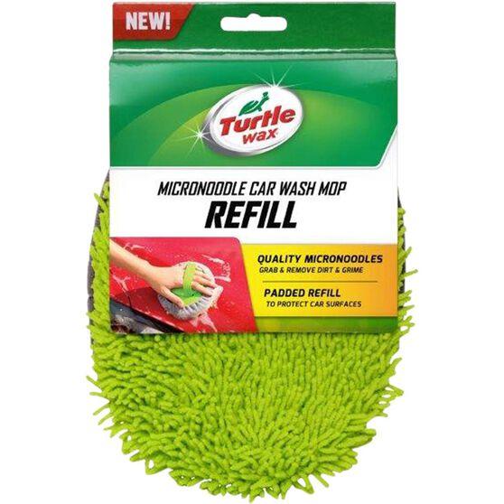 Turtle Wax Mircofibre Noodle Mop Refill, , scaau_hi-res