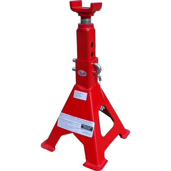 SCA Car Stands - Screw  /  Pin - 3000kg, , scaau_hi-res