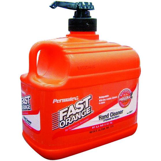 Permatex Fast Orange Hand Cleaner - 1.8 Litre, , scaau_hi-res