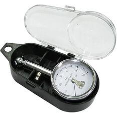 SCA Dial Tyre Gauge w / Case - 0-60 PSI, , scaau_hi-res