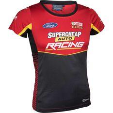 Supercheap Auto Racing 2018 Women's Team T-Shirt, , scaau_hi-res