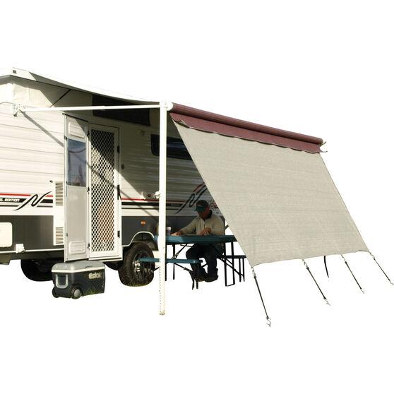Camec Caravan Privacy Screen - 4m x 1.8m, , scaau_hi-res