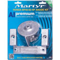 Martyr Alloy Outboard Anode Kit -CMHBF4050KITA, , scaau_hi-res