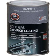SCA Cold Gal Zinc Rich Coating - 500mL, , scaau_hi-res