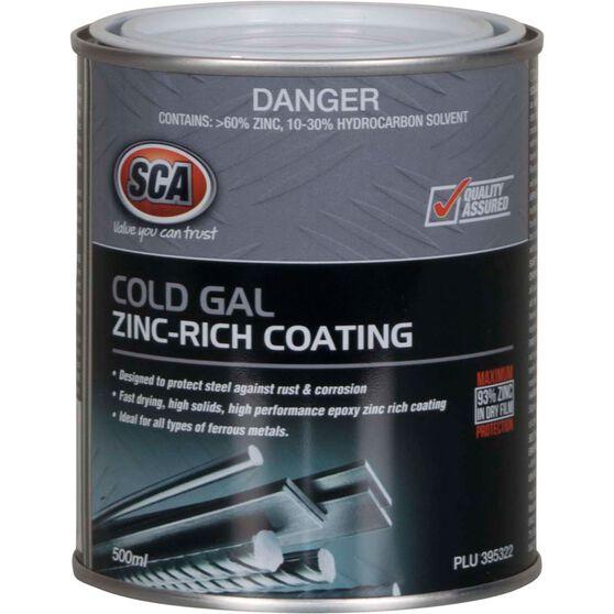 SCA Cold Gal Zinc Rich Coating - 500mL, , scaau_hi-res