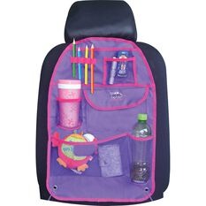 Little Car Backseat Organiser - Purple, , scaau_hi-res