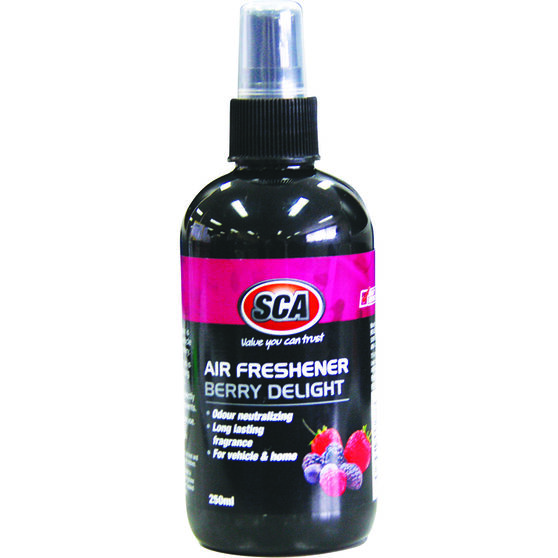 SCA Air Freshener Spray - Berry Delight, 250mL, , scaau_hi-res