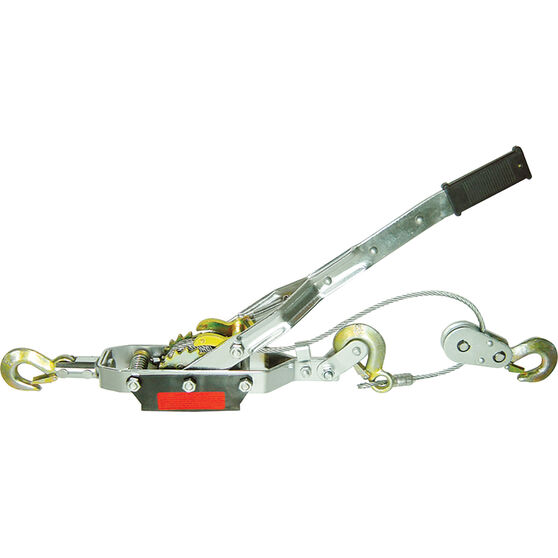 Ridge Ryder Hand Cable Puller 900kg, , scaau_hi-res