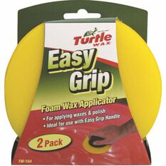 Turtle Wax Foam Applicator - 2 Pack, , scaau_hi-res