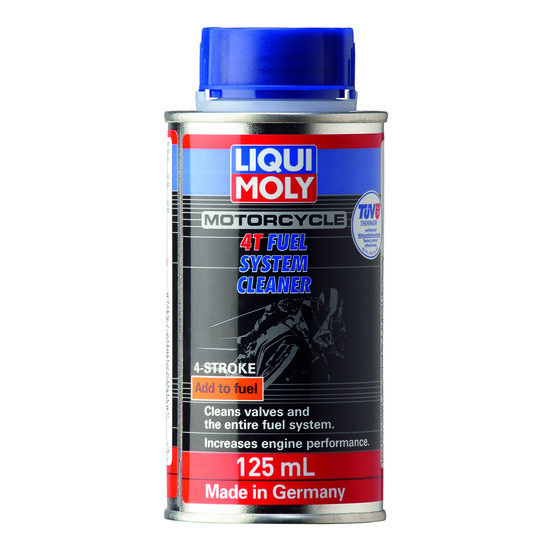 Liqui-Moly 4T Fuel System Cleaner - 125mL