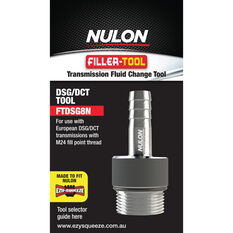 Nulon EZY-SQUEEZE Filler-Tool 8N For Euro DSG M24 (Wet), , scaau_hi-res