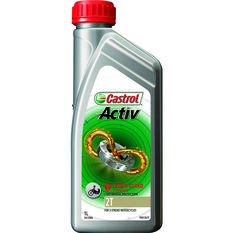 Castrol Activ 2T Motorcycle Oil - 1 Litre, , scaau_hi-res