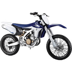 Yamaha YZ 450F Assembly line model - 1:12 scale, , scaau_hi-res