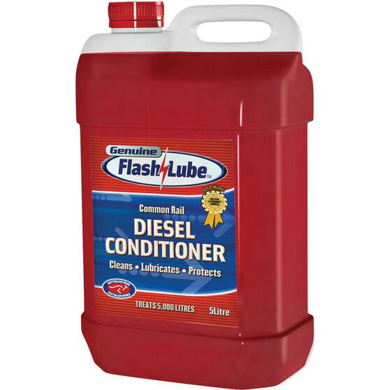 Flashlube Diesel Conditioner 5 Litre, , scaau_hi-res